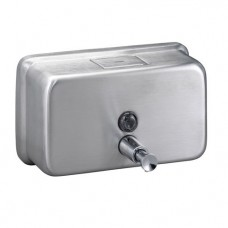 Okinox Metal Horizontal Stainless Steel Liquid Soap Dispenser