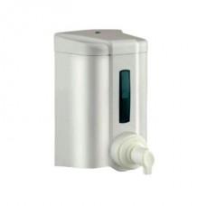 Vialli Foam Soap Dispenser, Plastic, White, 500ml, Wall Mounted