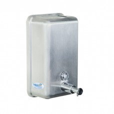 Liquid Soap Dispenser Stainless Metal Steel